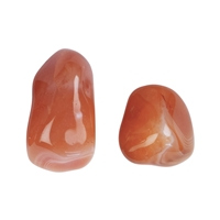 Tumbled Stones Carnelian (banded), 2,5 - 3,0cm (L)