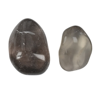 Tumbled Stones Smoky Quartz, 2,5 - 3,0cm (L)