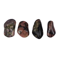 Tumbled Stones Rhodonite, 1,5 - 2,0cm (S)