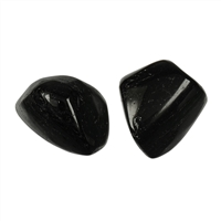 Tumbled Stones Tourmaline (black), 2,5 - 3,0cm (L)