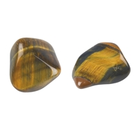 Tumbled Stones Tiger's Eye (gold), 2,5 - 3,0cm (L)