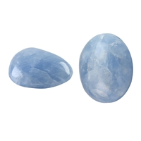 Tumbled Stones Calcite (blue), 2,5 - 3,0cm (L)