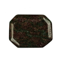 Flatstones angular Garnet in Matrix, 250g/packing unit