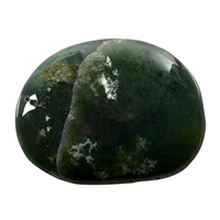 Smooth Stones Chalcedony (green)