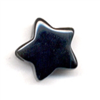 Star Onyx (dyed) drilled, 15mm