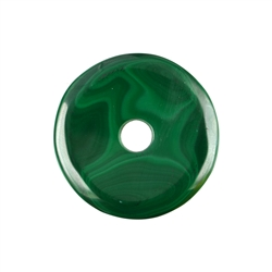 Donut Malachite (stab.), 40mm