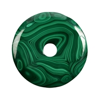 Donut Malachite (stab.), 50mm