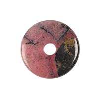 Donut Rhodonite, 40mm
