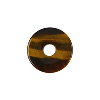 Donut Tiger's Eye, 30mm