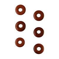 Donut Sandstone brown (synth.), 15mm (6 pc/VE)