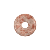 Donut Sunstone, 30mm