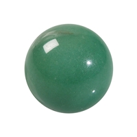 JOYA exchange massage sphere natural aventurine green
