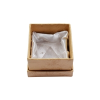 Pyramid Rock Crystal in Gift Box, 03cm