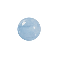 JOYA Massagestift-Kugel Chalcedon blau