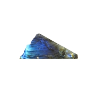 Labradorite One Face polished, appr. 3-5cm