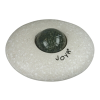 JOYA-Professional Classic with moss agate massage sphere
