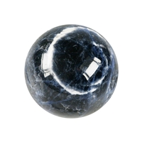 Massage Sphere Sodalite in Giftbox, 04cm
