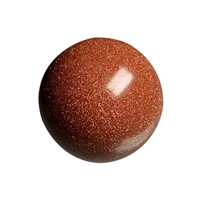 Sphere Sandstone brown (synth.), 03cm