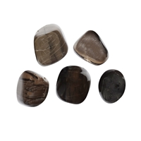 Tumbled Stones Flint, appr. 2,5 - 3,5cm (100g/VE)