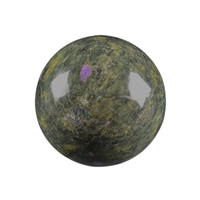 Massage-Sphere Serpentine (Tasmania) in Giftbox, 04cm