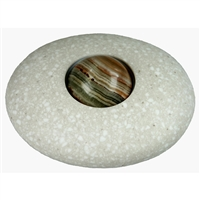 JOYA-Professional Classic with onyx marble massage sphere