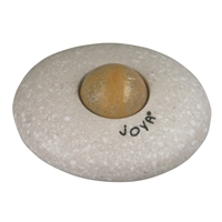JOYA-Professional Classic with yellow dolomite massage sphere