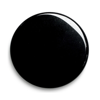 Mirrow Obsidian round, appr. 15 cm