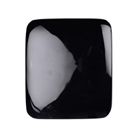 Mirrow Obsidian (black), 14 x 12cm