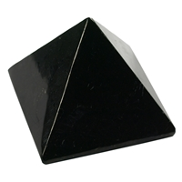 Pyramide Shungite in Giftbox, 10cm