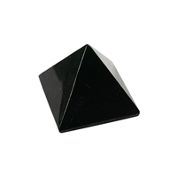 Pyramid Shungite in Giftbox, 03cm