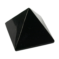 Pyramide Shungite in Giftbox, 08cm