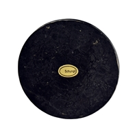 Disc Shungite in Giftbox, 07cm