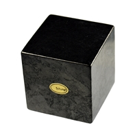 Cube Shungite in Giftbox, 05cm