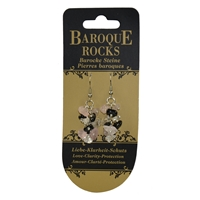 Earhooks Baroque Combi 