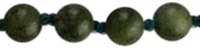 Necklace Beads, Nephrite Jade, 08mm/60cm