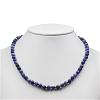 Necklace Bead, Sodalite, 06mm/45cm