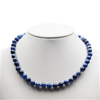 Necklace Beads, Sodalite, 08mm/45cm