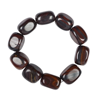 Bracelets Nuggets, 18 - 22 mm, Tiger Iron