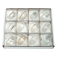 Points Rock Crystal. 07cm (12 pc/VE)
