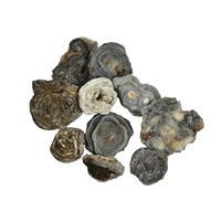 Chalcedony Rosettes (10 pc/VE)