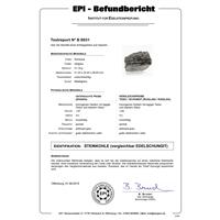Shungite rough (Spain), appr  05 - 08cm (250g/VE)