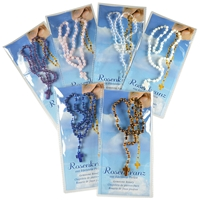 Rosary  starter set with 6 pc