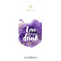 Tumbled Stone Mix in Organdy Bag, 14 - 16mm (500g)