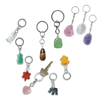 Refill pack Key Chains, 36 pieces mixed sorts