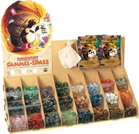 Table Display Moles Collecting Fun, 576 pieces with accessoires