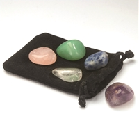 "Pop-Up Display ""Wellness Stones"" (24 packs)"