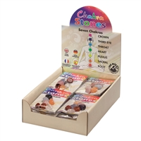 "Pop-Up Display ""Chakra-Stones""  (24 packs)"