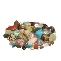 "Pop-Up Display ""Gemstones from around the World"" (18 boxes)"