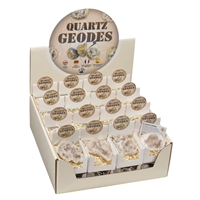 "Pop-Up Display ""Geodes"" (32 boxes)"