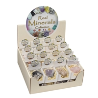 "Pop-Up Display ""Minerals Collection"" (32 boxes)"